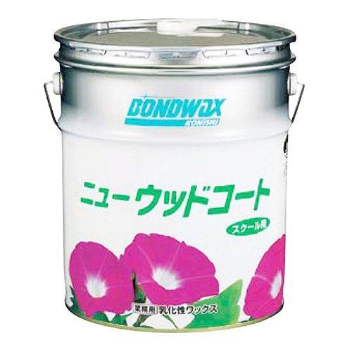 コニシ(Konishi) ワックス ニューウッドコート 18L【smtb-s】