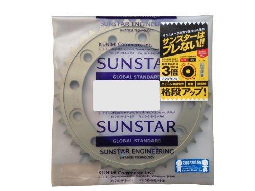 サンスター(SUNSTAR) リアスプロケット アルミ 品番:RD-106-45 サイズ:525【smtb-s】