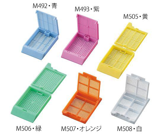 シンポート(Simport) 包埋カセット(バルクタイプ) オレンジ 500個×3箱入M493-113-8703-10【smtb-s】