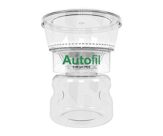 オートフィル(Autofil) オートフィル濾過システム フィルター孔径0.45μm 250mL 12個入 1141-RLS3-9979-08【smtb-s】