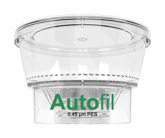 オートフィル(Autofil) オートフィル濾過システム用ボトルトップフィルター フィルター孔径0.45μm 250mL 24個入 1161-RLS3-9980-04【smtb-s】