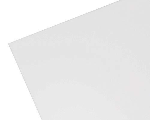 ハイロジック アクリル板 白色 3mm厚 800×800mm【smtb-s】