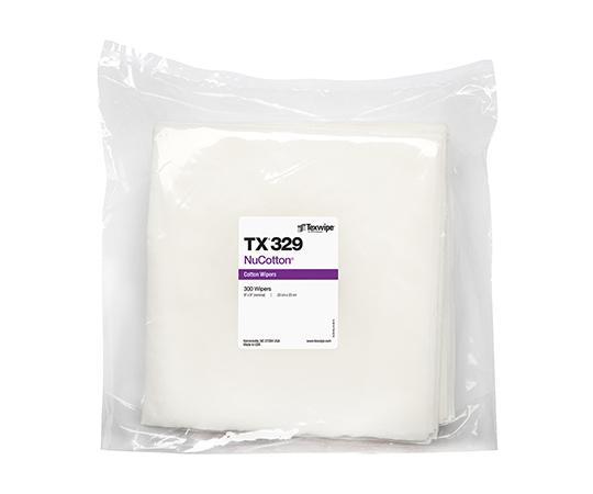TexWipe コットン製ワイパー NuCotton(R) 230×230mmTX3293-7603-01【smtb-s】