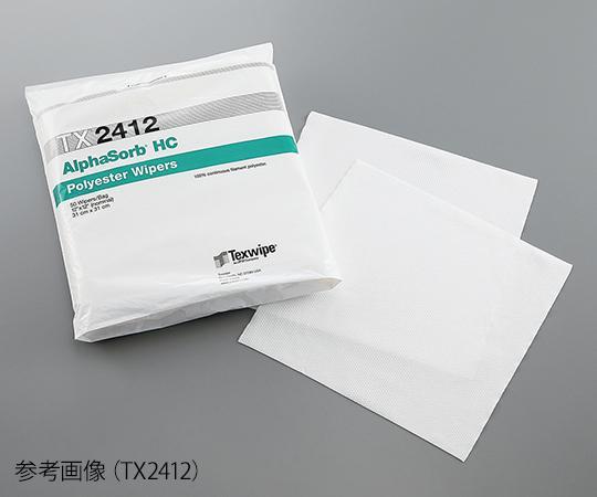 TexWipe アルファソーブワイパー AlphaSorb(R) 220×220mmTX24093-6995-02【smtb-s】