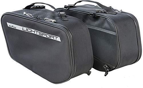 タナックス MOTO FIZZ ライトスポルトサイドバッグ ブラック 品番:FIZZ MFK-262【smtb-s】
