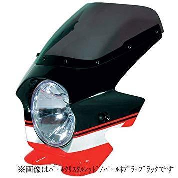 N PROJECT 23232 BLUSTERII GSX1400 パールネブラーブラック【smtb-s】