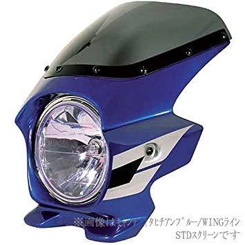 N PROJECT 93114 BLUSTERII CB400SF H-VIII CタヒチアンBL (エアロ)【smtb-s】