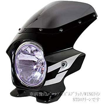 N PROJECT 93116 BLUSTERII CB400SF H-VIII PプリズムBLK (エアロ)【smtb-s】