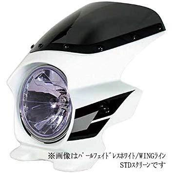 N PROJECT 93117 BLUSTERII CB400SF H-VIII PフェイドレスWH (エアロ)【smtb-s】