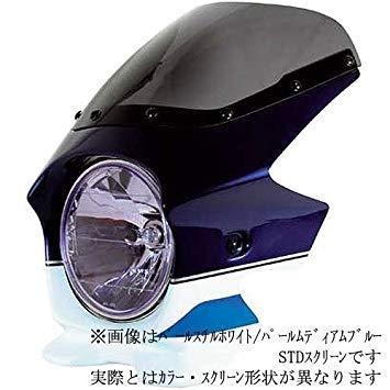 N PROJECT 93224 BLUSTERII GSX1400 キャンディグランドブルー (エアロ)【smtb-s】