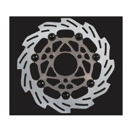 SHIFT UP NSF REAR ウェーブF.ディスクロ-タ-160 TITAN/BK (201256-11)【smtb-s】