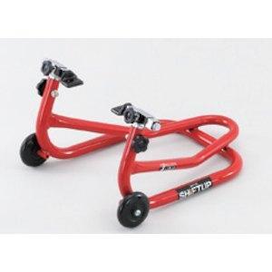 SHIFT UP ミニバイク 8-12インチ リアロ-ラ-スタンド (レッド) (205919-02)【smtb-s】