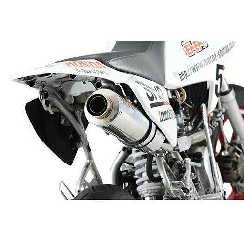 SHIFT UP XR100モタード スパルタン エキゾースト ステンレス (207116)【smtb-s】