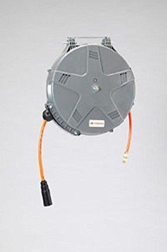 エスコ 8.0mmx15m エアーホースリール(自動巻取) (EA124BJ-7)【smtb-s】