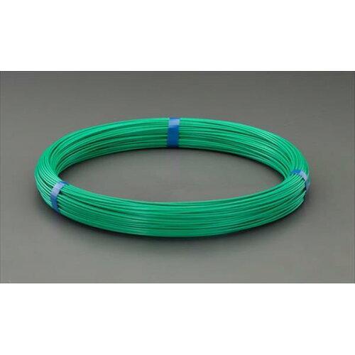 エスコ 2.6mmx1000m/#12 カラー鉄線(25kg) (EA951AN-226)【smtb-s】