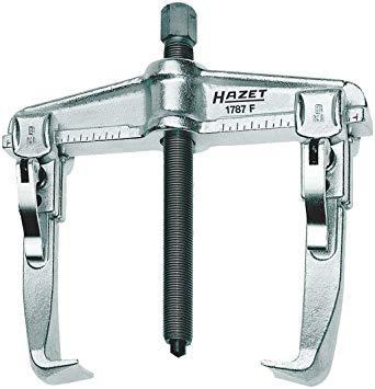 トラスコ中山(TRUSCO) HAZET クイッククランピングプーラー(2本爪・薄爪) 1787F16 4392612【smtb-s】