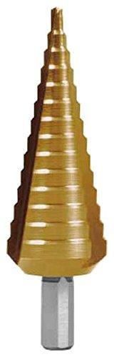 ルコ RUKO 3枚刃スパイラルステップドリル 30mm チタン 101352T【smtb-s】