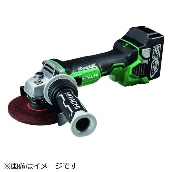 HiKOKI (ハイコーキ) HiKOKI 18Vコードレスディスクグラインダ6.0Ah ブレーキ付【smtb-s】