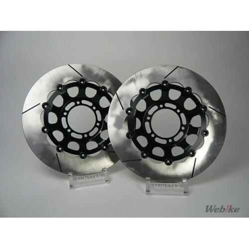 トラッドタイプディスクローター 品番:T-22SLW-RD サイズ:φ320  ピンカラー:レッド【smtb-s】