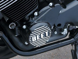 BEET JAPAN 0401-H50-04 スタ-タ-カバ- CB400SF/VR クロ【smtb-s】