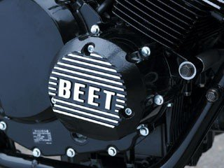 BEET JAPAN 0401-H55-04 ポイントカバー CB400SFHV クロ【smtb-s】