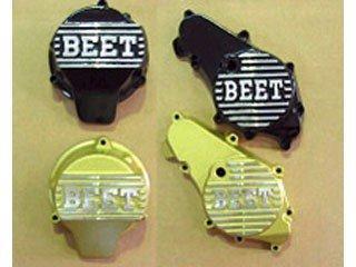 BEET JAPAN 0402-H02-04 ジェネレーターカバー CBX/CBR4 クロ