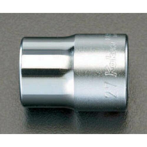 """エスコ 1""""DRx63mm ソケット (EA618ED-63)【smtb-s】"""
