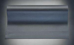 エスコ 0.915x20m/1.5mm 再生樹脂マット(コインブラック) (EA997RA-9)【smtb-s】