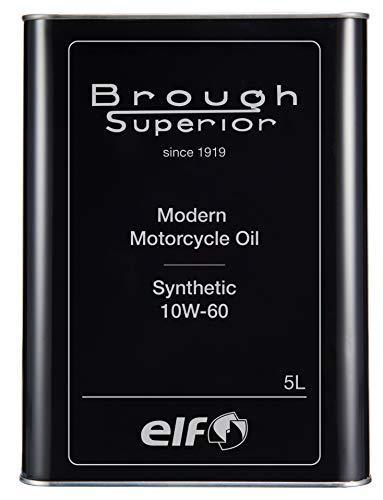 エルフ(ELF) BROUGH SUPERIOR (ブラフ シューペリア) シリーズ MODERN [モダン] OIL / 10W60 5L 208038 品番:208038【smtb-s】