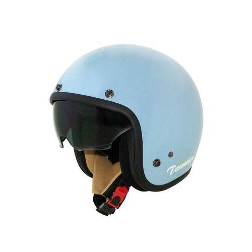 ダムトラックス(DAMMTRAX) AIR MATERIAL ヘルメット AIRBLUE KIDS (1311358)【smtb-s】