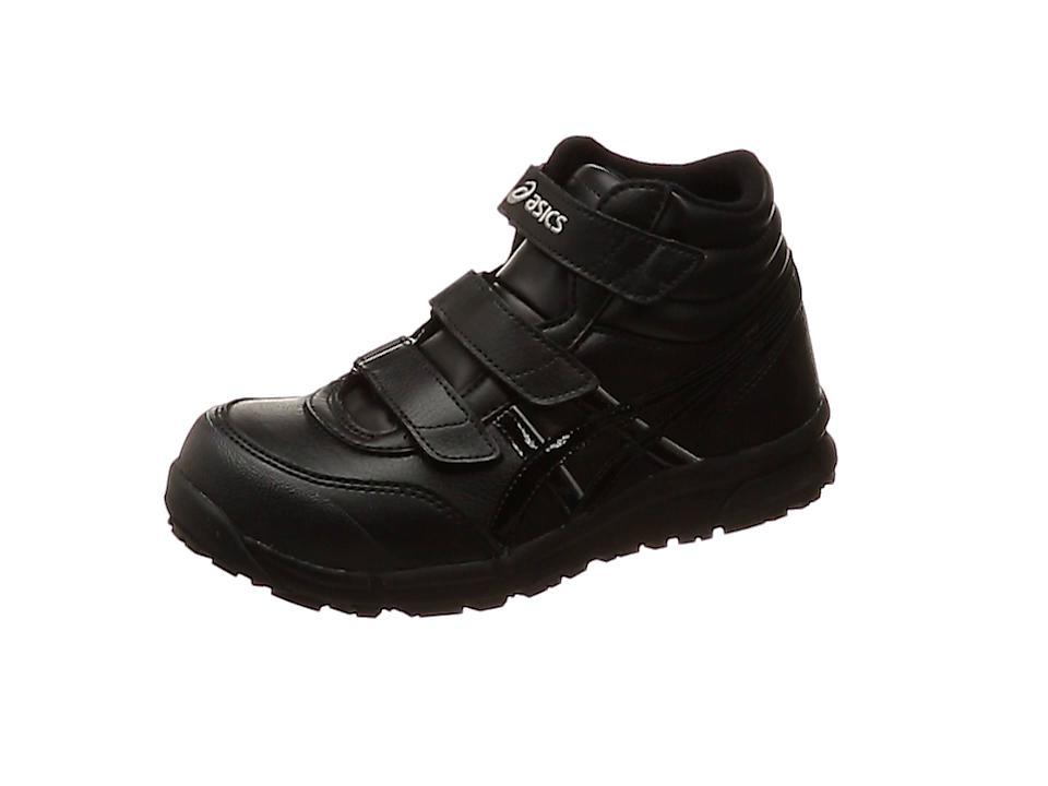 ASICS アシックス ウィンジョブCP302 ブラックXブラック 22.5cm【smtb-s】