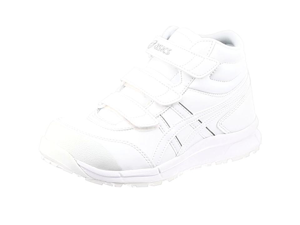 ASICS アシックス ウィンジョブ CP302 ホワイト/ホワイト 22.5cm【smtb-s】