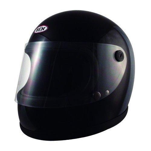 当店限定販売 送料無料 スピードピット SPEED PIT セール 登場から人気沸騰 B60 ブラック TNK ヴィンテージフルフェイスヘルメット