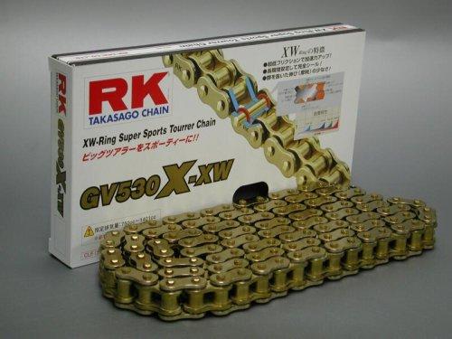 RKエキセル RK GV530X-XW 130L チェーン【smtb-s】