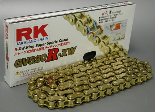RKエキセル GV520R・XW-130 チェーン (GV520R-XW130)【smtb-s】