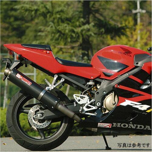 ヤマモトレーシング 99'~00' CBR600F4 SUS SLIP-ON チタン 品番:10602-01NTB ※受注生産(2、3週間)※注文後キャンセル不可【smtb-s】