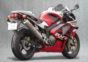 ヤマモトレーシング VTR1000 SP-2 SLIP-ON チタン 品番:11005-02NTB ※受注生産(2、3週間)※注文後キャンセル不可【smtb-s】