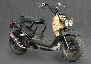 ヤマモトレーシング ZOOMER SUS カーボン JMCAプレート付き 品番:10064-SC001 ※受注生産(2、3週間)※注文後キャンセル不可【smtb-s】