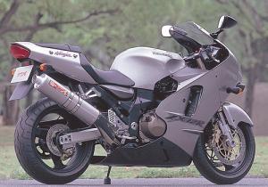 ヤマモトレーシング ZX-12R SLIP-ON チタン 品番:41200-01NTB ※受注生産(2、3週間)※注文後キャンセル不可【smtb-s】