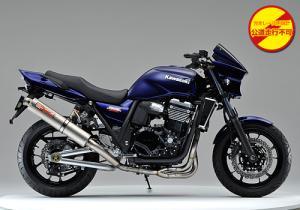 ヤマモトレーシング/41202-21TTR 09ZRX1200 TI4-2-1 TI RACE【smtb-s】