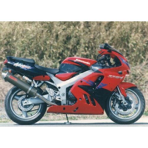 ヤマモトレーシング ~97' ZX-9R SUS SLIP-ON カーボン 品番:40901-01NCB ※受注生産(2、3週間)※注文後キャンセル不可【smtb-s】