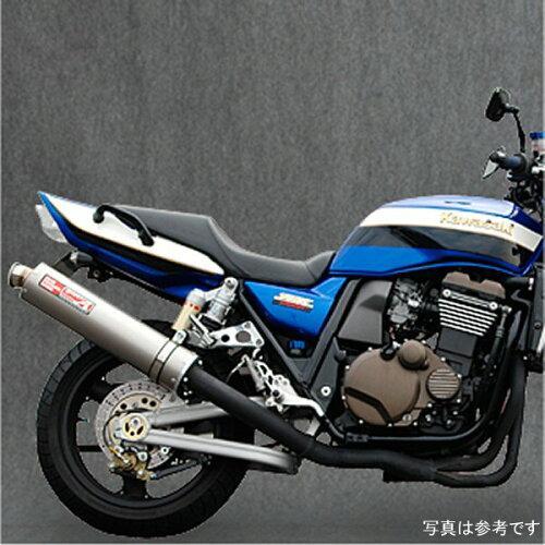 ヤマモトレーシング ZRX1100 SLIP-ON チタン 品番:41102-01NTB ※受注生産(2、3週間)※注文後キャンセル不可【smtb-s】