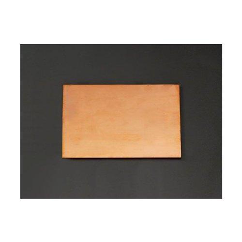 エスコ 300x200x10.0mm 銅板 (EA441VA-101)【smtb-s】