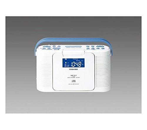 エスコ 240x150x72mm防水ラジオ(FM.AM.CD.CD-R/RE) (EA763BB-36)【smtb-s】