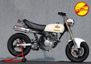 ヤマモトレーシング APE100 RS4-124 124cc専用 アルミ レース 品番:10066-SA124 ※受注生産(2、3週間)※注文後キャンセル不可【smtb-s】
