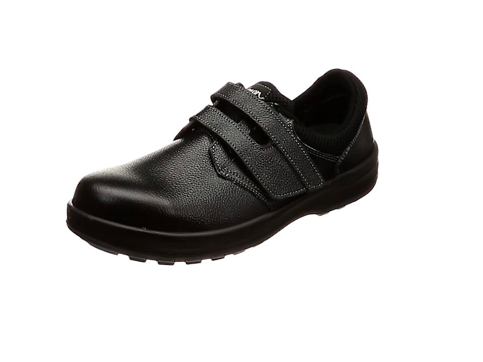 simon シモン 安全靴 短靴 WS18黒 23.5cm【smtb-s】