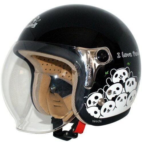 ダムトラックス(DAMMTRAX) カリーナ ヘルメット BLACK/PANDA (1347458)【smtb-s】