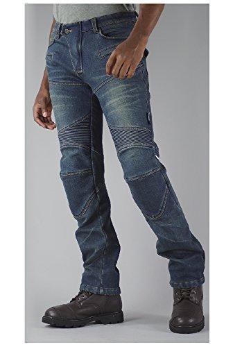 コミネ(Komine) WJ-921S S/F Warm D-Jeans 色:Indigo Blue サイズ:5XLB/46 (07-921)【smtb-s】
