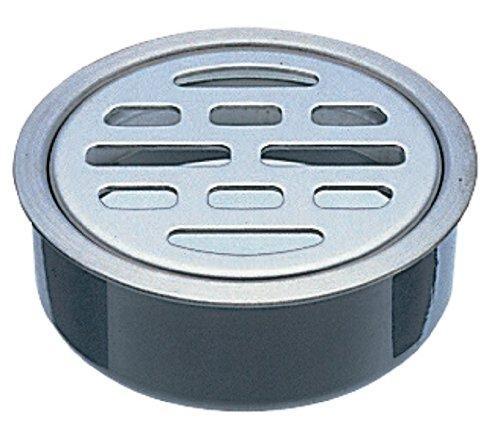YAZAWA ステンレス目皿 排水用品 VP・VUパイプ兼用 呼び:150 H417B-150【smtb-s】