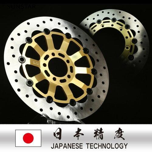 サンスター(SUNSTAR) カスタムタイプディスクローター 品番:KC-603H サイズ:φ282【smtb-s】